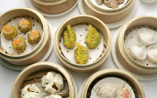Các món Dimsum được chế biến đa dạng