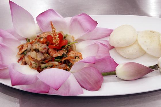 Đào tạo bếp trưởng bếp Á