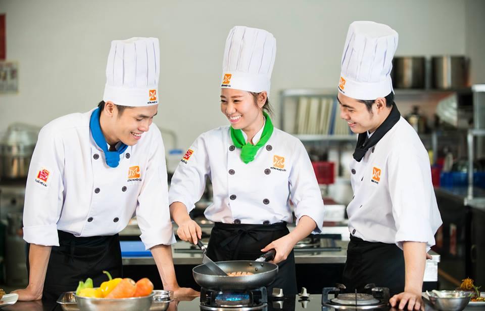 trường dạy nghề đầu bếp